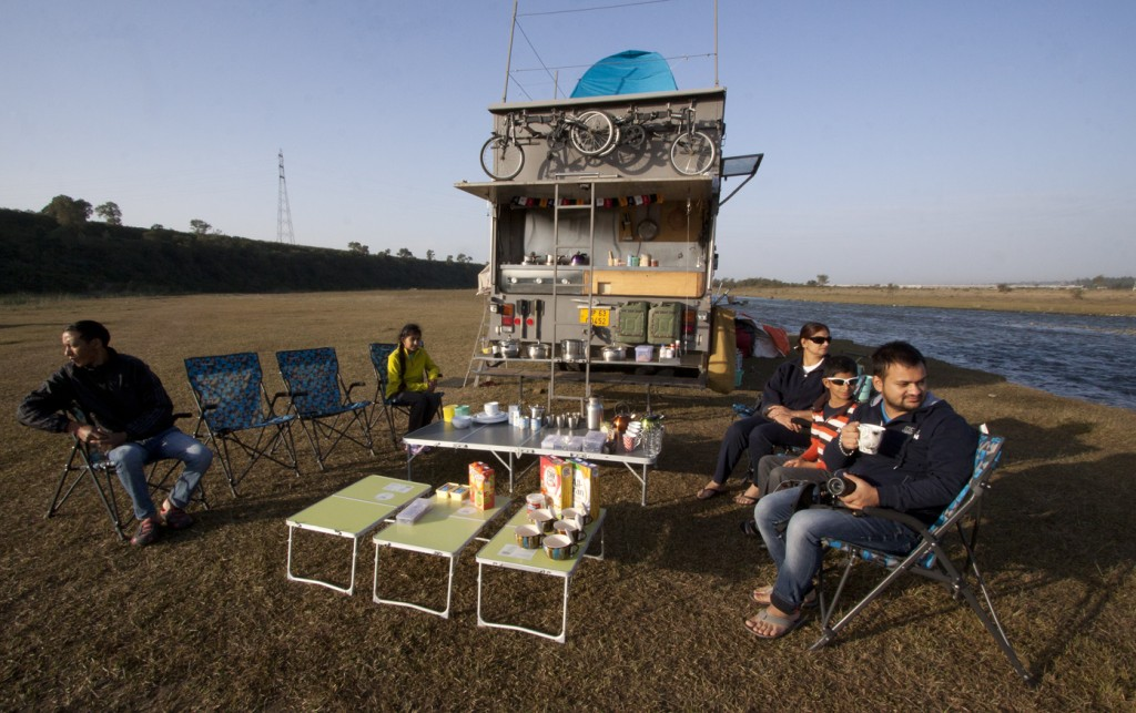 Taurus Kitchen Morning Tea River Raavi_IMG_9723