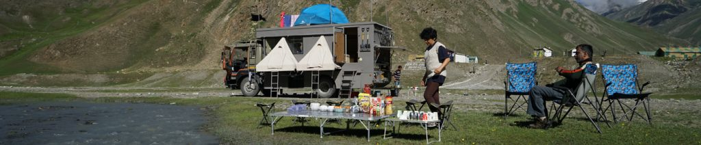 "<img src=""corona safe caravan offbeat family holidays.jpeg"" alt=""caravan campervan vacationcovid19 corona safe soft adventure overlanding holiday onboard overland truck vanlife with weber barbecue grill food experience wilderness at sunset sunrise for best for family ladakh spiti himachal"">"