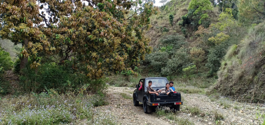 """<img src=""""jungle camping.jpeg"""" alt=""""offbeat location overlanding riverside caravan campervan for photographers family, all women groups, single girls, to relax, rejuvenate with nature, secluded quiet peaceful camp location, best veg food dadasiba himachal"""">"""