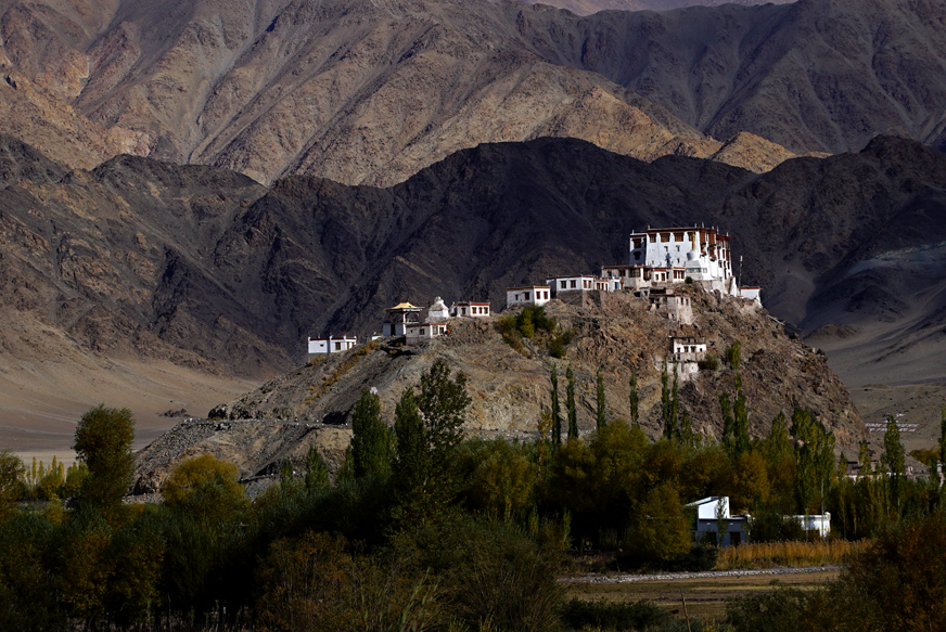 """<img src=""""best photo tour in ladakh caravan.jpeg"""" alt=""""best photo tour escorted curated and guided with caravan campervan stakna monastery ladakh in offbeat camp on the banks of river indus"""">"""