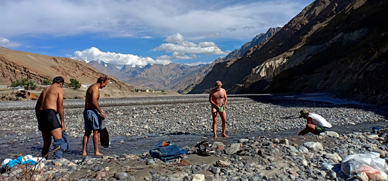 """<img src=""""offbeat experience spiti ladakh.jpeg"""" alt=""""taurus overland truck caravan campervan mobile camping at river lake for wildlife photo tours family, experiential wilderness with nature ladakh"""">"""