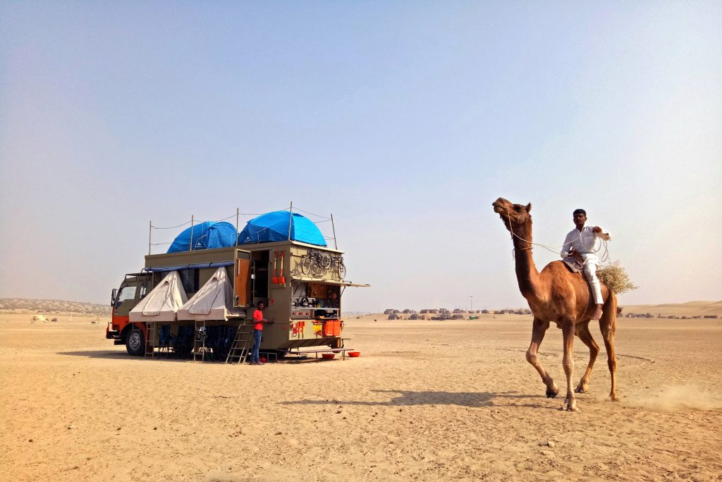 "<img src=""caravan campervan camping RV.jpeg"" alt=""caravan camel ride safari thar desert pristine virgin sand dunes with all comforts of camp hosted by campervan camp RV motorhome nomadic overlanding border family holidays romantic offbeat vacation for couples jaisalmer rajasthan India"">"