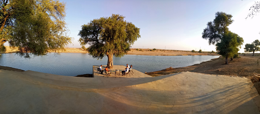"<img src=""caravan Offbeat private lakeside camping jaisalmer.jpeg"" alt=""caravan high quality mobile glamping campervan nomadic holiday for romantic couples unique lifetime experience of outdoor overlanding camp to relax unwind quiet place at secluded dedha khaba fort damodra jaisalmer rajasthan india"">"